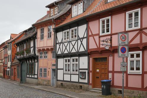 Germany / Saxony-Anhalt - Quedlinburg