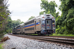 Linden Lane Crossing 18 Aug 2020 (71) MARC Train