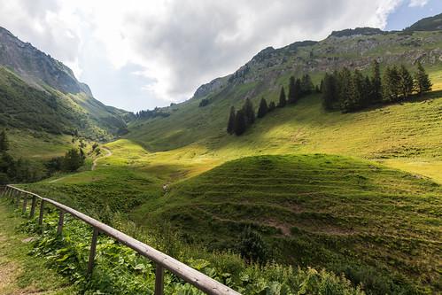 Speicherhütte - Southernmost area in Germany