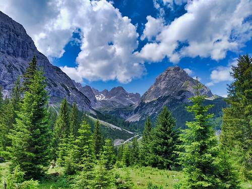 Mountains around Ehrwald
