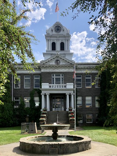 Crook County Courthouse, Prineville OR