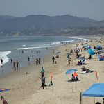 Santa Monica Covid Day Trip-203