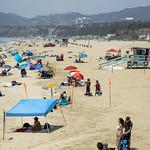 Santa Monica Covid Day Trip-207