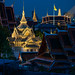 Wat Phra Chetuphon (Wat Pho) view from Riva Arun Bangkok