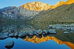 Sierra Nevada Morning, Convict Lake, CA 10-19