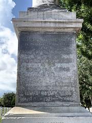 World War I Memorial, Tampa