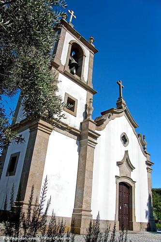Igreja Matriz de Bordonhos - Portugal 🇵🇹