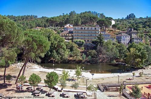 Praia Fluvial de Alcafache - Portugal 🇵🇹