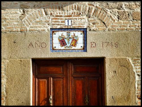 OROPESA. PROVINCIA DE TOLEDO. SPAIN.