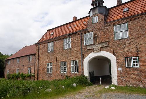 Torhaus des Gutes Ludwigsburg