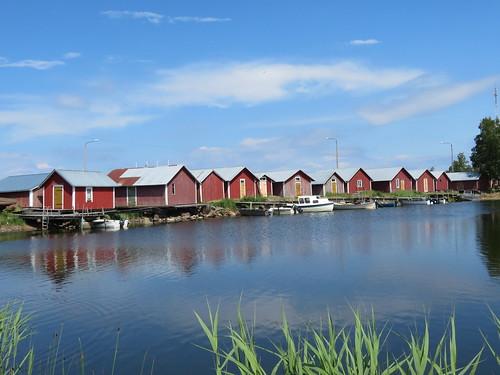 Svedjehamnin kalasatama, IKs Kuukausi kilpailu