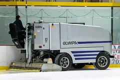 Olympia Ice-Resurfacing Machine
