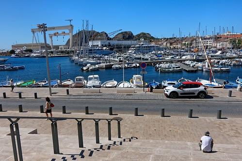 La Ciotat / Harbour geometrics