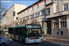 Man NL 223 – RATP (Régie Autonome des Transports Parisiens) / STIF (Syndicat des Transports d'Île-de-France) n°9108