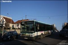 Irisbus Citélis Line – RATP (Régie Autonome des Transports Parisiens) / STIF (Syndicat des Transports d'Île-de-France) n°3140