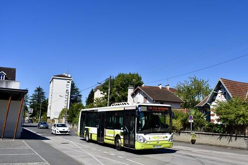 Billère - Irisbus Citelis 12 - 19/08/20