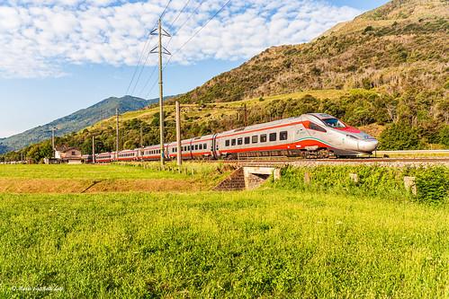 ETR 610 a Rivera-Bironico