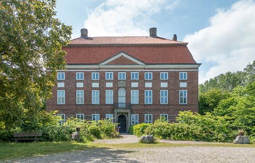Herrenhaus des Gutes Ludwigsburg