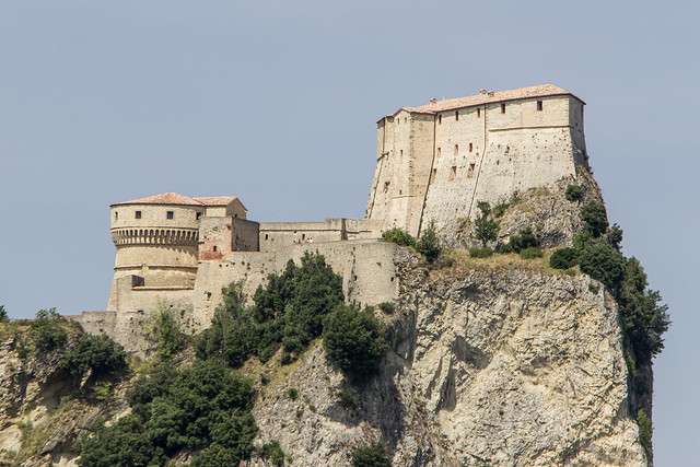 Photo:Forte di San Leo, San Leo, Emilia-Romagna, Italy By Billy Wilson Photography