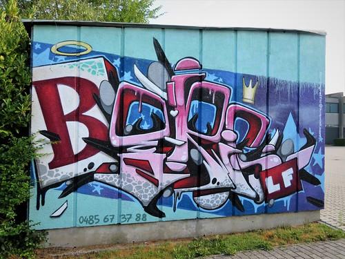 Boris / Harelbeke - 18 aug 2020