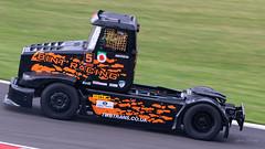 2020 British Truck Racing Donington Park