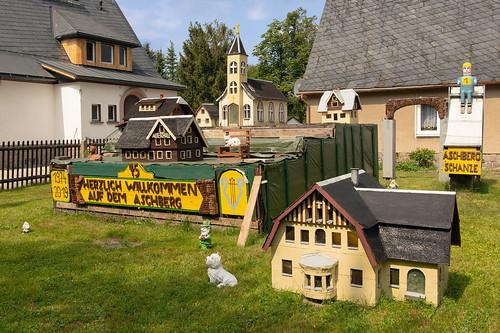 Den 3 - Aschberg diorama