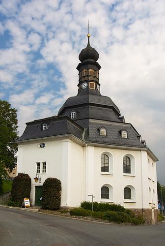 Den 3 - Klingenthal-Zum Friedefürsten kirche