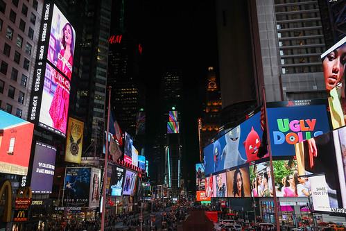 時代廣場, 時報廣場, 百老匯大道, 第七大道, 曼哈頓, 紐約, 紐約市, 美國, 美利堅合眾國, Times Square, Times, Broadway, Seventh Avenue, Manhattan, New York, New York City, The City of New York, United States of America, United States, America, The States, USA, US