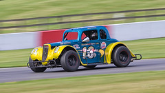 2020 Legends Car National Donington Park