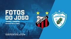 23-08-2020: Ituano x Londrina