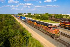 BNSF9185 - Wylie Texas