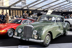 Bentley R-Type Continental Sports Saloon