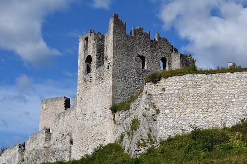 Burgruin Ehrenberg, Tirol, Österreich / Ehrenberg castle ruin, Tyrol, Austria
