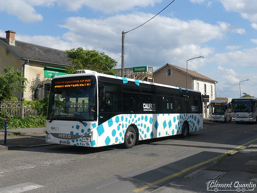 IVECO Crossway LE Line - 5000 / Citram Aquitaine