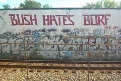 BUSH HATES BORF [02]