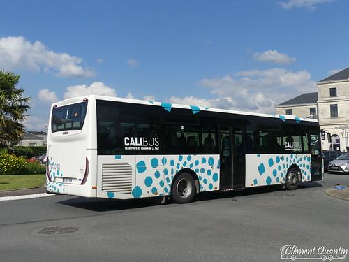 IVECO Crossway LE Line - 5001 / Citram Aquitaine
