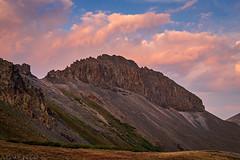 Stony Pass Peaks (8-22-20 - 8-23-20)
