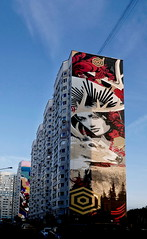 abstract graffiti_