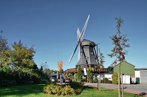 Mühle in Schönningstedt