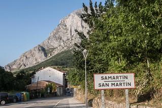 Prospección Teverga (Asturias)