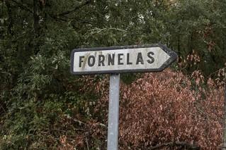 Prospección en Fornelas (Lugo)