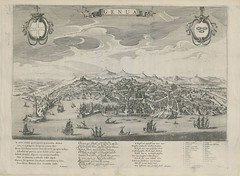 "The BL King's Topographical Collection: ""GENUA"""