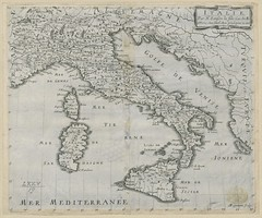 "The BL King's Topographical Collection: ""ITALIE """