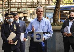 MTA Announces Reward in 7 Line Vandalism Wave