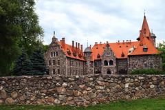 Cesvaine Castle, Latvia