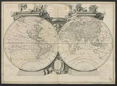 """The BL King's Topographical Collection: """"Figure du Passage de Venus sur le disque du Soleil qu'on observera le 3e Juin, 1769, par M. De la Lande."""""""