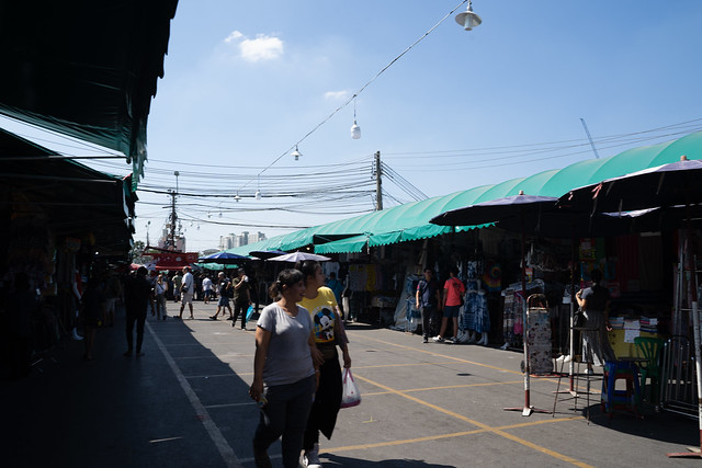 Chatuchak Weekend Market - November 2019