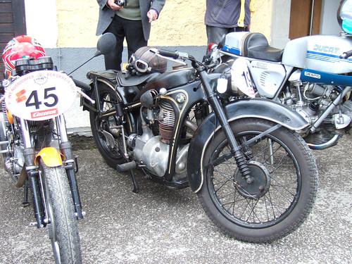 BMW R35 - 1939