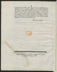 """The BL King's Topographical Collection: """"Mappemonde, sur laquelle on a marqué les heures et les minutes du tems vrai de l'entrée et de la sortie du centre de Venus sur le disque du Soleil dans son passage sur cet Astre, le 6e Juin, 1761, par M. De l'Isl"""