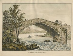 "The BL King's Topographical Collection: ""OUZE BRIDGE, BASSENTHWAITE LAKE Cumbd. """